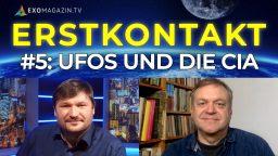 UFOs und die CIA - Erstkontakt #5
