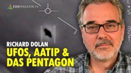 Richard Dolan UFOs AATIP und das Pentagon