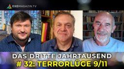 Terrorlüge 911 - Geheimdienstmord in Berlin - Epstein und die Dienste Das 3. Jahrtausend #32
