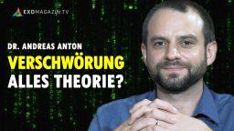 Konspiration: Soziologie der Verschwörungstheorien Dr. Andreas Anton