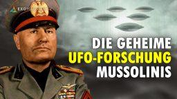 Roberto Pinotti - Die geheime UFO-Forschung Mussolinis