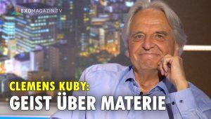 Geist über Materie - Robert Fleischer trifft Clemens Kuby