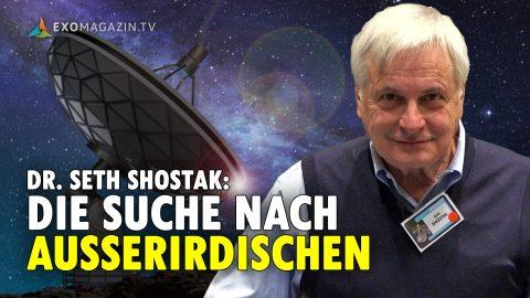 Dr. Seth Shostak: SETI - Suche nach außerirdischer Intelligenz