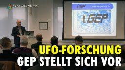 UFO-Forschung - GEP stellt sich vor