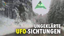 Unveröffentlichte, ungeklärte UFO-Fälle aus Deutschland (Hans-Werner Peiniger, GEP)