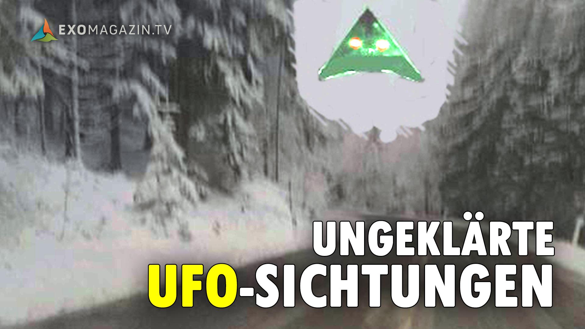 Ufo Sichtungen Deutschland 2021