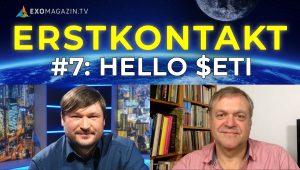 Hello SETI - Erstkontakt #7