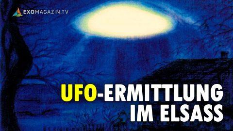 Natale Guido Cincinnati - UFO-Ermittlungen im Elsass