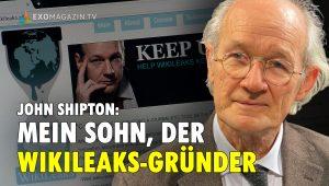 John Shipton - Mein Sohn, der Wikileaks-Gründer Julian Assange