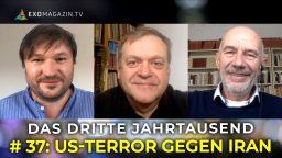US Terror gegen den Iran - Droht jetzt Krieg? | Das 3. Jahrtausend #37