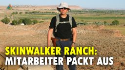 Skinwalker Ranch - Ermittler Chris Marx packt aus