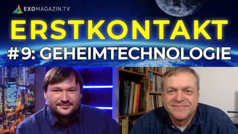 Geheimtechnologien – UFOs und das Pentagon – Skinwalker Ranch - Erstkontakt #9
