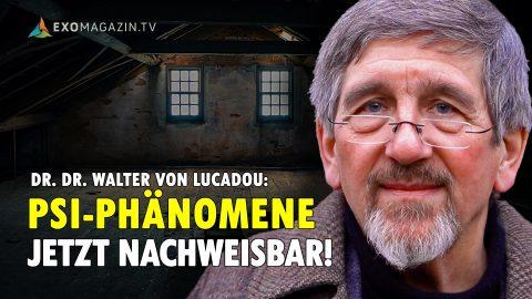 Walter von Lucadou - PSI-Phänomene jetzt nachweisbar