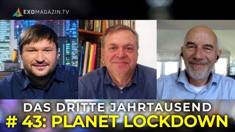 Planet Lockdown - Das 3. Jahrtausend #43