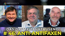 Anschlagsversuch auf Ken Jebsen - Aufmarsch der Antifa - Chaos in den USA | Das 3. Jahrtausend #46