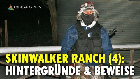 Chris Marx - Skinwalker Ranch (4) - Hintergründe und Beweise