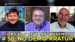 NO DEMO-KRATUR - Das 3. Jahrtausend #50