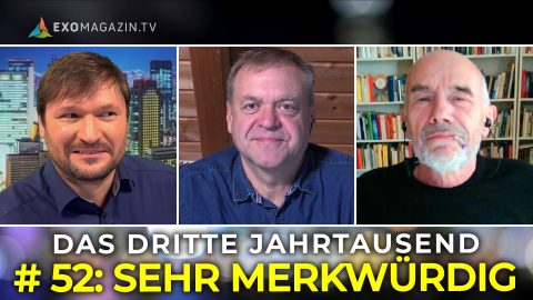 Geheimoperation Estonia - Corona-Maßnahmen - Schlacht im US-Wahlkampf | Das 3. Jahrtausend #52
