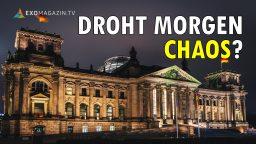 Corona-Proteste: Droht morgen Chaos vor dem Bundestag? | Das 3. Jahrtausend Spezial