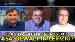 Gewalt bei Querdenken-Demo in Leipzig 7.11.2020? | Das 3. Jahrtausend #54