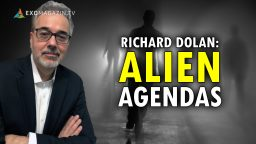 Alien Agendas - Richard Dolan