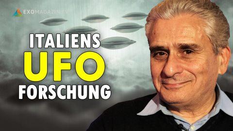 Italiens militärische UFO-Forschung - Roberto Pinotti Interview