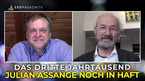 Wikileaks-Gründer Julian Assange noch immer nicht frei - wie geht es weiter? (Interview mit John Shipton)