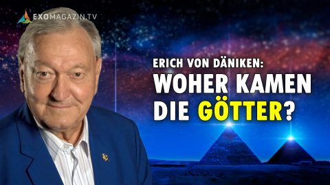 Erich von Däniken: Prä-Astronautik - Woher kamen die Götter?