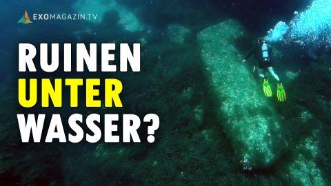 Ruinen unter Wasser - Ramon Zürcher