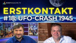 UFO-Crash 1945 - Erstkontakt #18