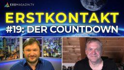 Countdown zum UFO-Bericht aus Amerika - Erstkontakt #19