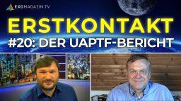DER UAPTF-BERICHT ERSTKONTAKT #20