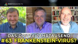 Frankenstein-Virus - Das 3. Jahrtausend #63