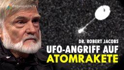 UFO-Angriff auf Atomrakete
